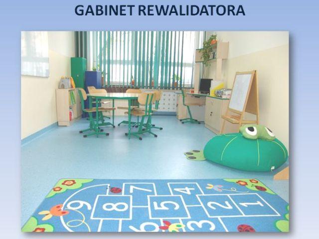 Gabinet Rewalidatora