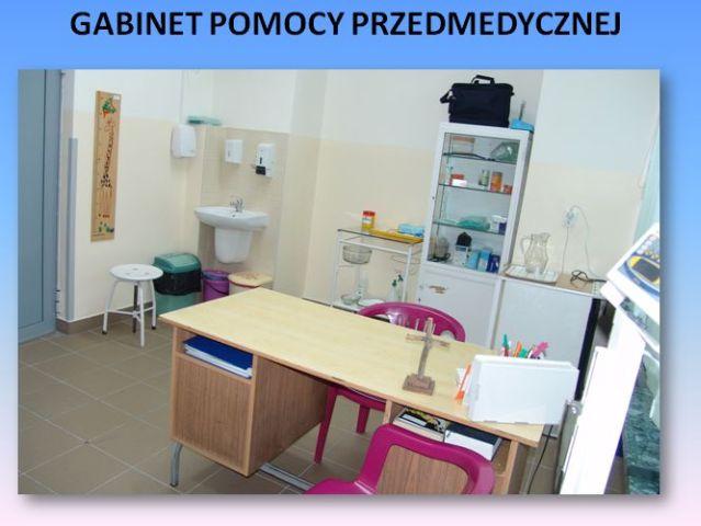 Gabinet Pomocy Przedmedycznej