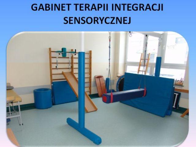 Gabinet Terapii Sensorycznej